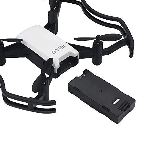 HAOXIN 3.7V 550 mah Batería de Litio Modular de Repuesto para Drone F21G IELLO- Aviones Quadcopter Repuestos
