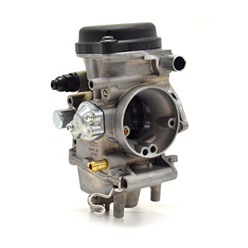 Genuine Real Mikuni OEM Yamaha Kodiak 400 OE BSR33 Carburetor Carb BSR33-P73 by Niche Cycle Supply