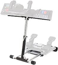 Wheel Stand Pro S Compatible with Saitek Logitech Pro Flight/Cessna Yoke System; Yoke Support; Deluxe V2; Wheel Stand Only Flight System Not Included.