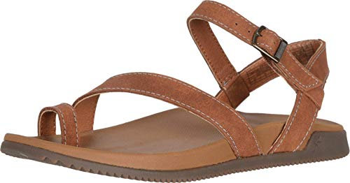 Chaco Women's Tulip Sandal, Toffee, 11