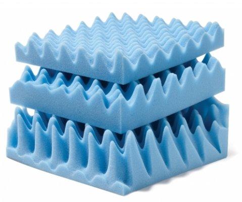 Convoluted Foam Mattress Pads 3