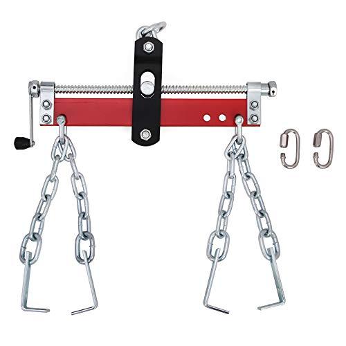 Hydraker 1500Lbs Engine Load Leveler Engine Hoist Shop Crane Accessory(NOT Include Crane)