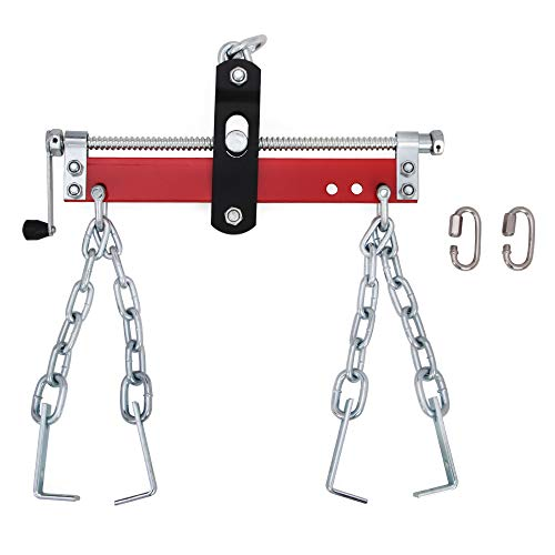 Hydraker 1600Lbs Engine Load Leveler Engine Hoist Shop Crane Accessory(NOT Include Crane)