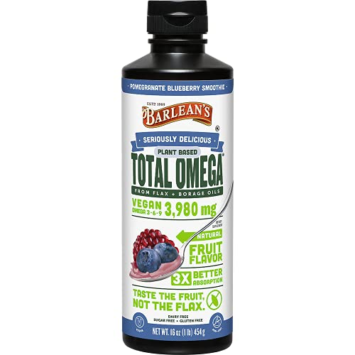 Barlean's Seriously Delicious Total Omega