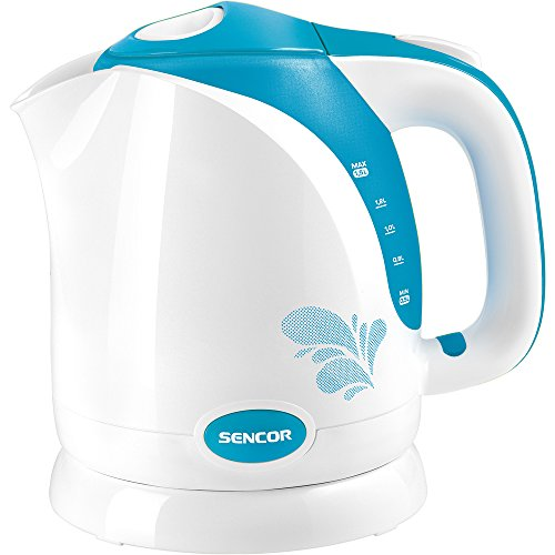Sencor SWK 1507TQ Bouilloire électrique rapide - 2000W - 1.5 litre - Turquoise