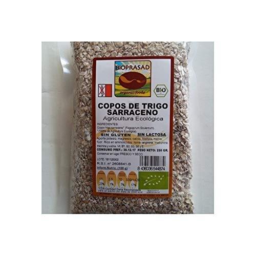 Copos de trigo sarraceno sin alérgenos Bioprasad 250g