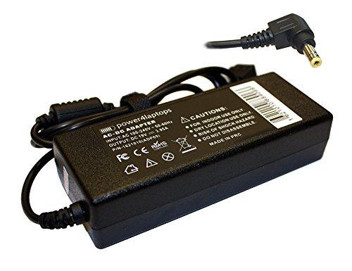Power4Laptops Netzteil Laptop Ladegerät kompatibel mit Toshiba Satellite Pro A300D-15U