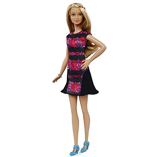 Barbie - DMF30 - Fashionistas 28 -Look Harmonie Florale
