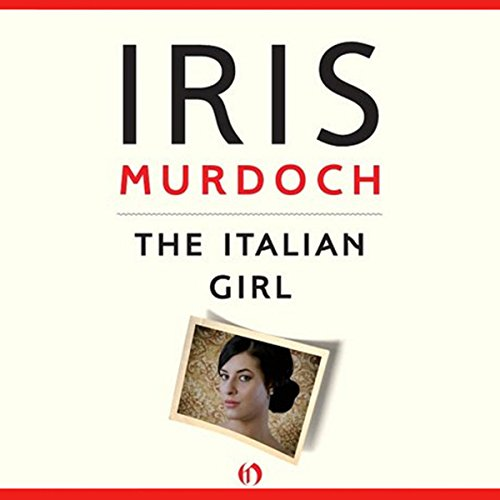 Italian Girl audiobook cover art