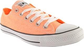Converse Chuck Taylor® All Star Lo Washed Neon,Neon Orange,US 3.5 M