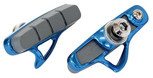ACOR(エイカー) ABS-21202A ロード用ブレーキシュー ブルー