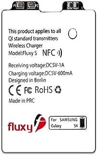 Fluxport Fluxy Samsung Galaxy S4 Için Kablosuz Şarj Aparatı, Mat
