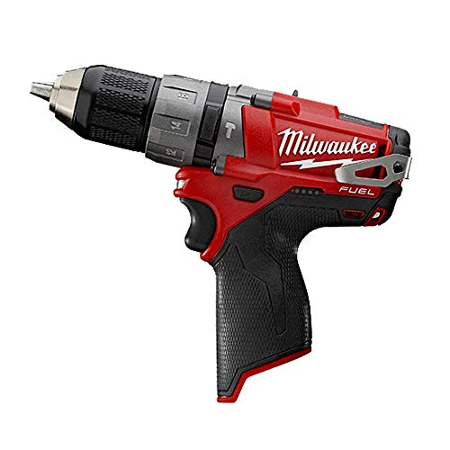 Milwaukee - Taladro percutor m12 fuel