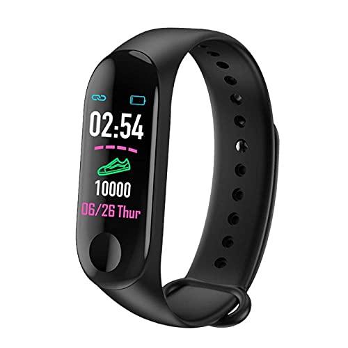 Orologio Intelligente Bambini M3 Smart Band Uomo Donna Smart Wristband Orologi Life Waterproof Wristband Tracker Watch M3Plus-1 Sportivo Fitness Tracker Ip68