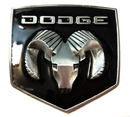 DODGE RAM Logo Belt Buckle