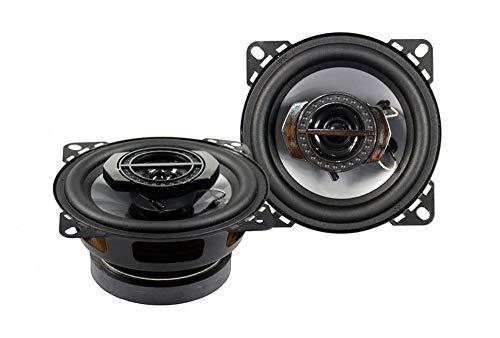 Vetrineinrete Casse per auto 200 watt 4 vie coppia di altoparlanti coassiali stereo tweeter woofer 10 cm 200w A23