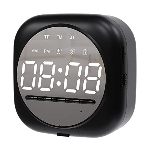 Ankylin Mini Digital Alarm Clock Radio