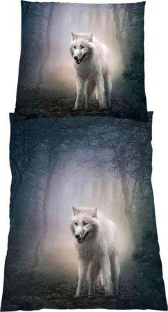 Bettwäsche - Twilight Wolf