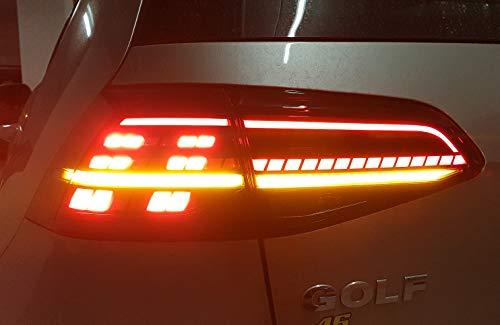 Facelift-Design Rückleuchten Golf 7 Heckleuchten Rv50tclrsy-A dynamischer Led Blinker Laufblinker