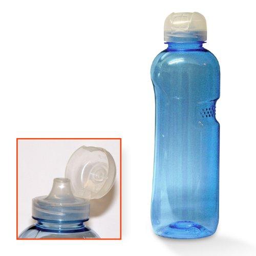 0,75L Trinkflasche weichmacherfrei. mit Sportverschluss