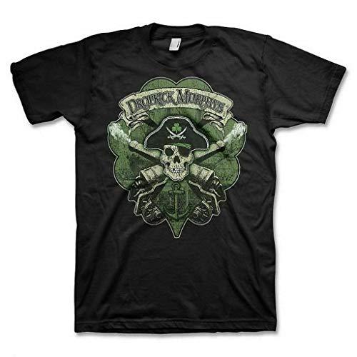 Oar Dropkick Murphys Pirate Skull Cannon Punk Men T-Shirt S-3Xl