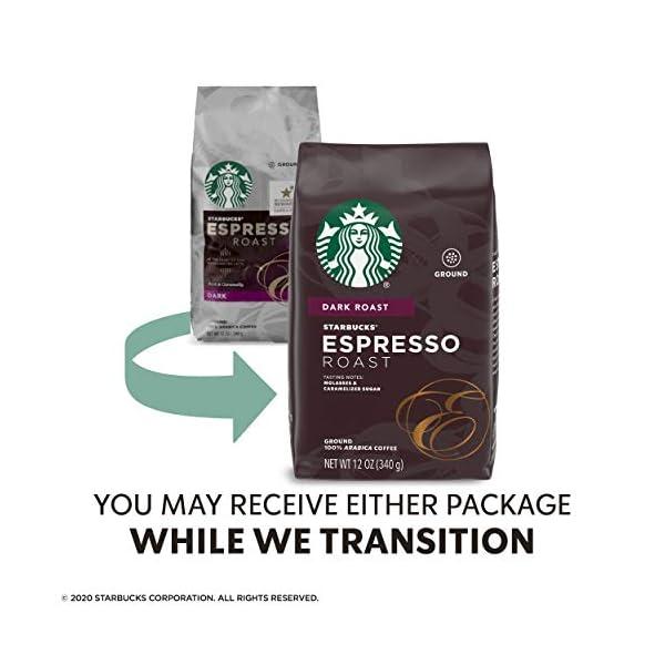 Starbucks Ground Dark Roast Espresso