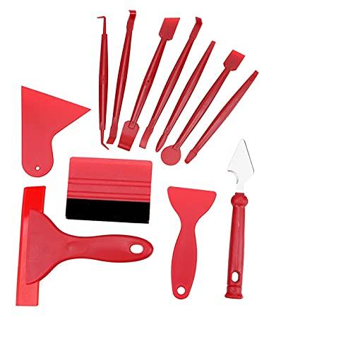 SCRAPER SCRAPER SET Reparación Herramientas de reparación Kits de eliminación de automóviles Tinte de película Cuchillas de esquina Tintas de recorte Herramientas de remoción de automóviles Herramient