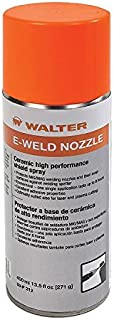 Walter Surface Technologies 53F212 E-Weld Nozzle (13.5 oz.) - Anti Spatter for Welding Nozzles. Welding Equipment Accessory