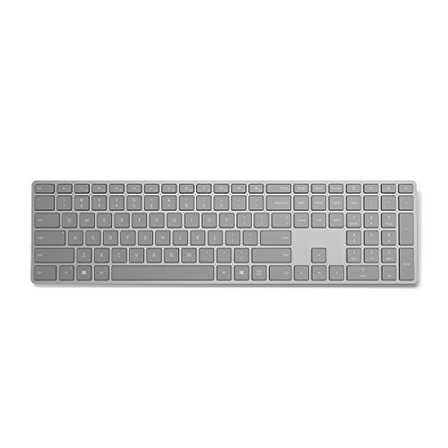 Microsoft Surface Bluetooth Keyboard - Grey (UK Layout)
