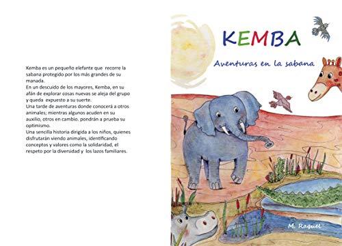 KEMBA, aventuras en la sabana (Versión en Español): Abrazos animales