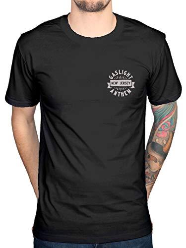 Offiziell Gaslight Anthem Head and Heart T-Shirt