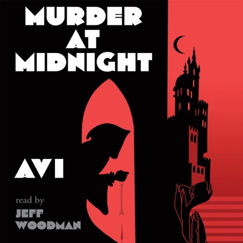 Murder at Midnight audiobook cover art