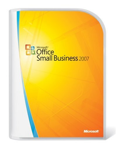 Microsoft Office Small Business 2007 deutsch [import allemand]