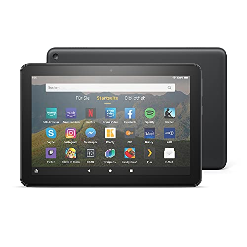Amazon -  Fire Hd 8-Tablet,