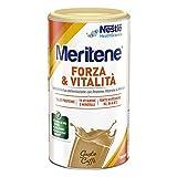 VITAMINE E MINERALI. 19 vitamine e minerali, tra cui le vitamine B2, B6 e B12 che contribuiscono alla riduzione di stanchezza e affaticamento. PROTEINE. 9,3 grammi di proteine (per porzione) ad alto valore biologico che contribuiscono a mantenere e r...