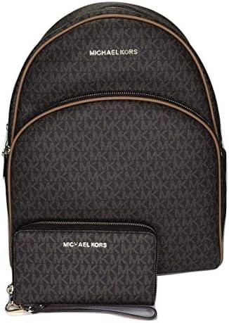 MICHAEL Michael Kors Abbey Large Backpack bundled with Michael Kors Jet Set Travel Flat Phone product image