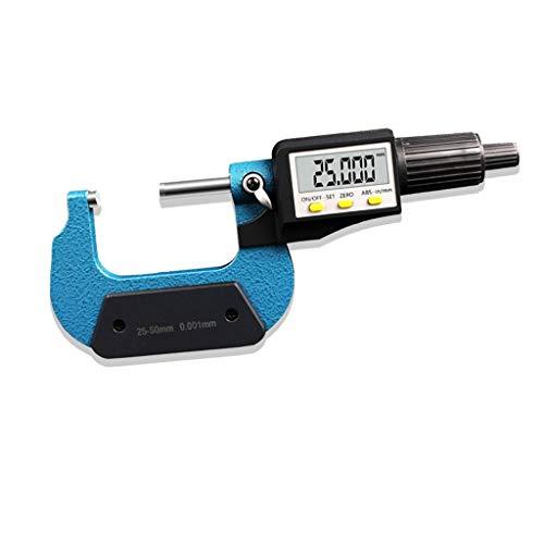 HXF Micrómetro 25-50mm / micrómetro micrómetro 0,001 mm micrómetro micrómetro micrómetro micrómetro Instrumento
