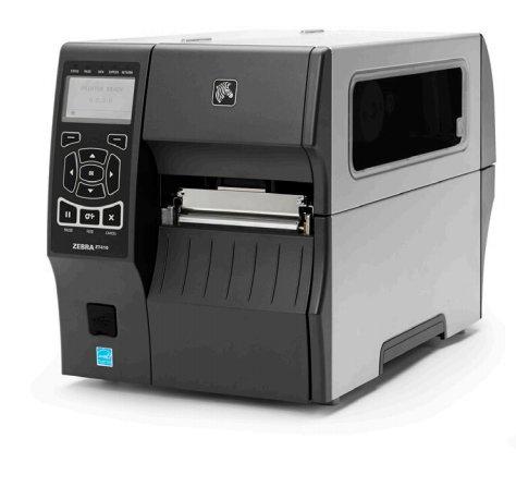 Zebra–, 203dpi, RTC, RFID