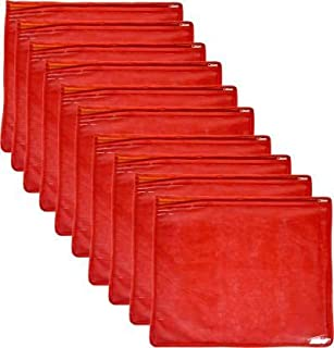ArtLab Cover Non Woven Zipper Waterproof Single Packing Saree Cover | Dress Cover (Pack of 10)