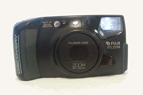 Fujifilm Discovery 975 Zoom 35mm Panorama Point and Shoot Compact Camera