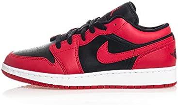 Nike Kids Air Jordan 1 Low GS Reverse Bred Basketball Shoes (5)
