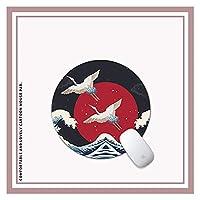 マウスパッド 漫画マウスパッドデスクマットパッドantislipコンピューターマウスマットホームスクールオフィスの装飾 (Color : 21)