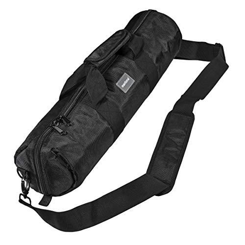 Mantona Fotostativ Tasche, L gepolstert 56 cm schwarz