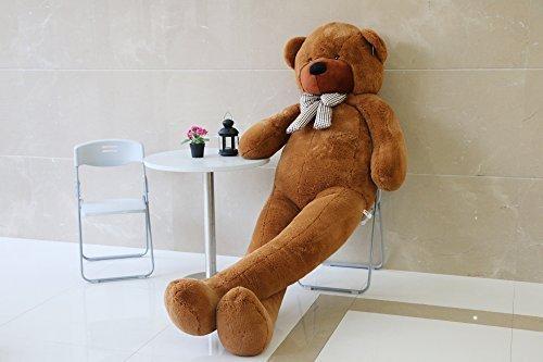 Joyfay 91 Giant Teddy Bear Dark Brown by Joyfay