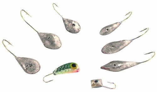 Mormyschka - Eisjig- Set - Weissfisch