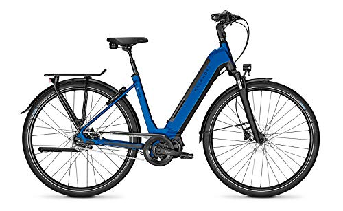 Kalkhoff Image 5.S Advance Shimano Steps Elektro Fahrrad 2020 blau/schwarz (28