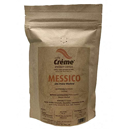 Specialty Coffee Caffè Crème - MEXICO SHG Prime Washed - 1