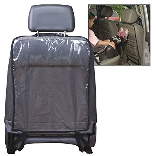 Couverture de protection de siège auto auto anti-kick pour enfants Kick Mat Mud Clean Protection (Color : Black Border)