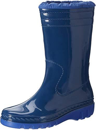 Romika Unisex-Kinder Jupiter Gummistiefel, Blau (blau-pacific 561), 31 EU