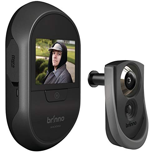 Brinno Peephole camera review
